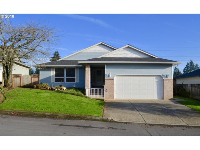 8615 NE 31ST Ct, Vancouver, WA 98665 (MLS #18032758) :: Fox Real Estate Group