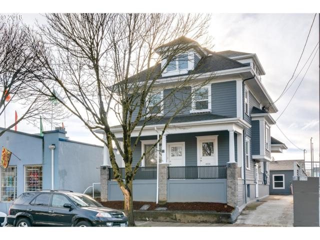 1316 NE Broadway St, Portland, OR 97232 (MLS #18033082) :: Townsend Jarvis Group Real Estate