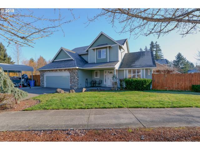 512 NE 115TH Cir, Vancouver, WA 98685 (MLS #18033606) :: The Dale Chumbley Group