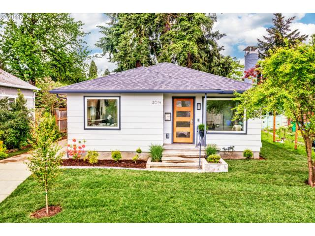 2014 NE Rosa Parks Way, Portland, OR 97211 (MLS #18034966) :: The Dale Chumbley Group