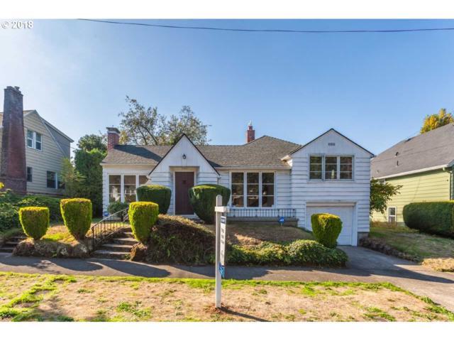 1445 NE Euclid Ave, Portland, OR 97213 (MLS #18035349) :: Fox Real Estate Group