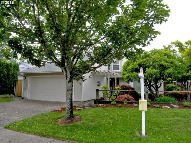 12892 SW Dickson St, King City, OR 97224 (MLS #18035427) :: Portland Lifestyle Team