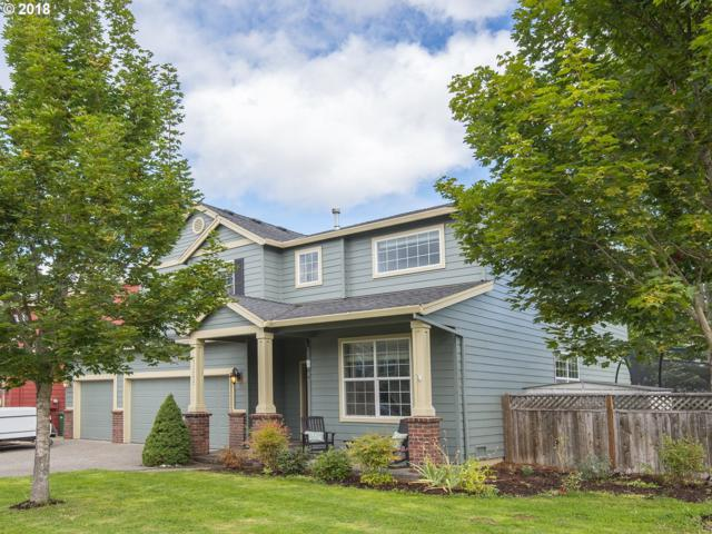 52005 Icenogle Loop, Scappoose, OR 97056 (MLS #18035818) :: Next Home Realty Connection