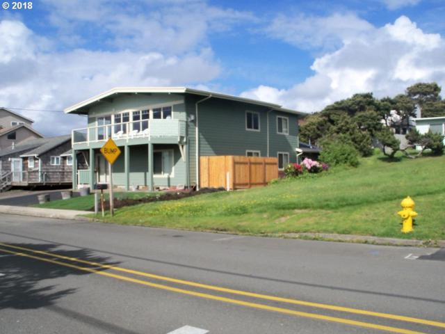 3824 NW Jetty Ave, Lincoln City, OR 97367 (MLS #18036163) :: The Liu Group