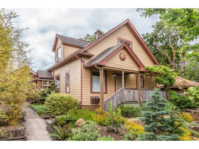 1668 SE Nehalem St, Portland, OR 97202 (MLS #18036257) :: Next Home Realty Connection