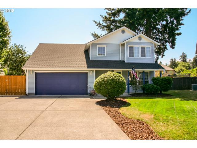 10917 NE 98TH Cir, Vancouver, WA 98662 (MLS #18037007) :: Fox Real Estate Group