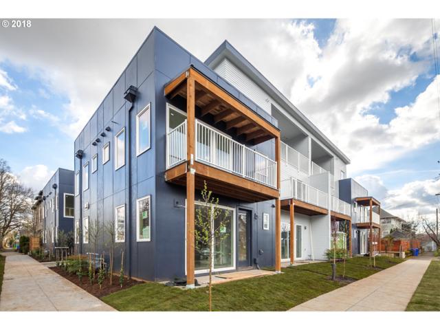 5743 N Michigan Ave #3, Portland, OR 97217 (MLS #18037420) :: TLK Group Properties