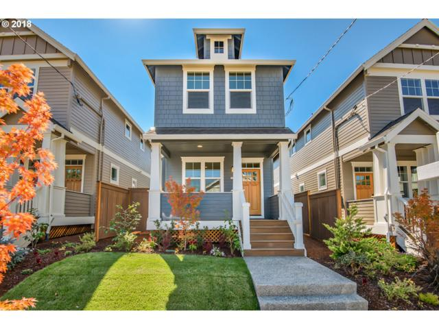 3579 NE 44TH Ave, Portland, OR 97213 (MLS #18037731) :: Hatch Homes Group