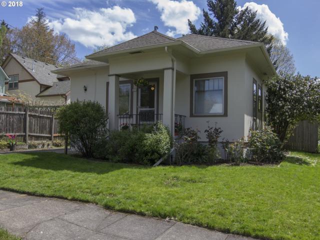 4014 SE Ramona St, Portland, OR 97202 (MLS #18038224) :: Beltran Properties at Keller Williams Portland Premiere
