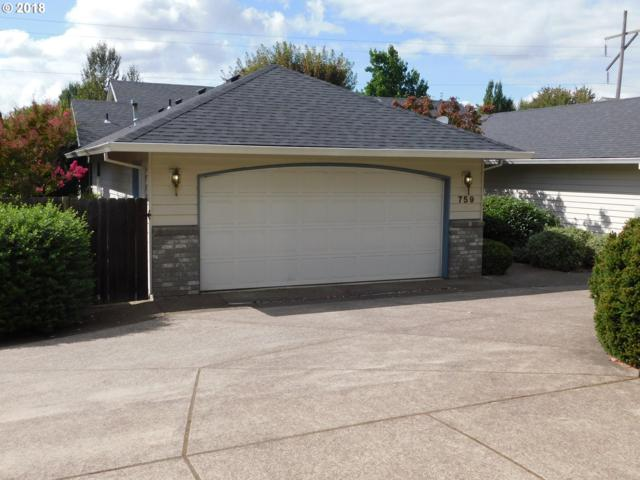 759 NW Meadows Dr, Mcminnville, OR 97128 (MLS #18038502) :: Portland Lifestyle Team