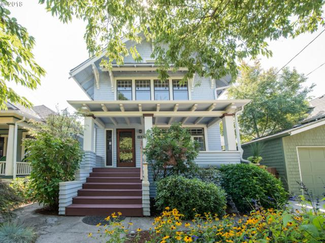 2616 NE Halsey St, Portland, OR 97232 (MLS #18038864) :: Next Home Realty Connection