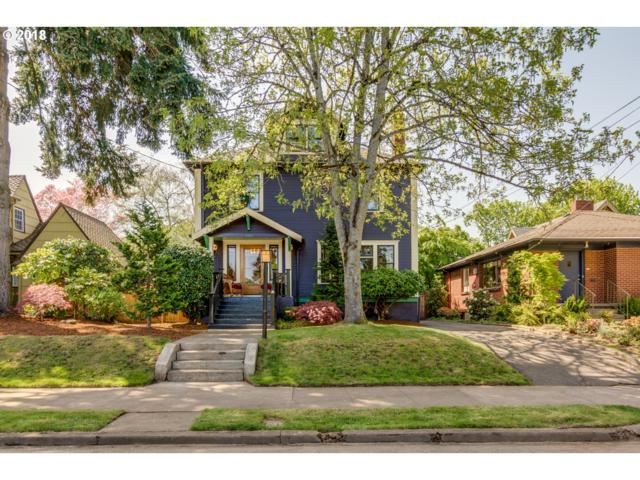 2405 NE 26TH Ave, Portland, OR 97212 (MLS #18039268) :: The Dale Chumbley Group