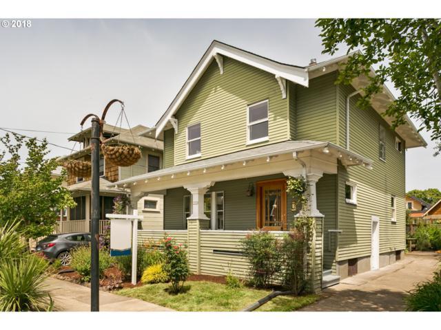 3755 SE Grant Ct, Portland, OR 97214 (MLS #18039434) :: Hatch Homes Group