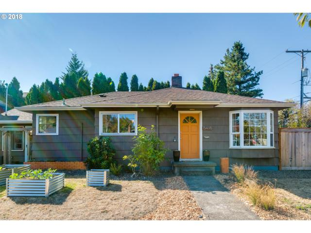 5435 NE 38TH Ave, Portland, OR 97211 (MLS #18039441) :: Fox Real Estate Group
