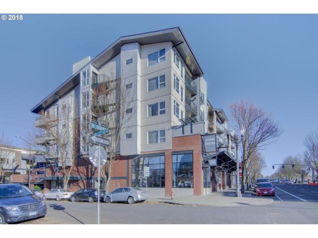 1718 NE 11TH Ave #205, Portland, OR 97212 (MLS #18039642) :: The Sadle Home Selling Team