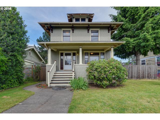 3733 N Haight Ave, Portland, OR 97227 (MLS #18040018) :: Team Zebrowski