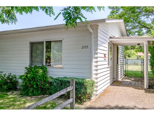 2305 To 2315 Sw Leonard St, Corvallis, OR 97333 (MLS #18043032) :: Keller Williams Realty Umpqua Valley