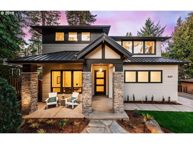 937 F Ave, Lake Oswego, OR 97034 (MLS #18043173) :: Next Home Realty Connection