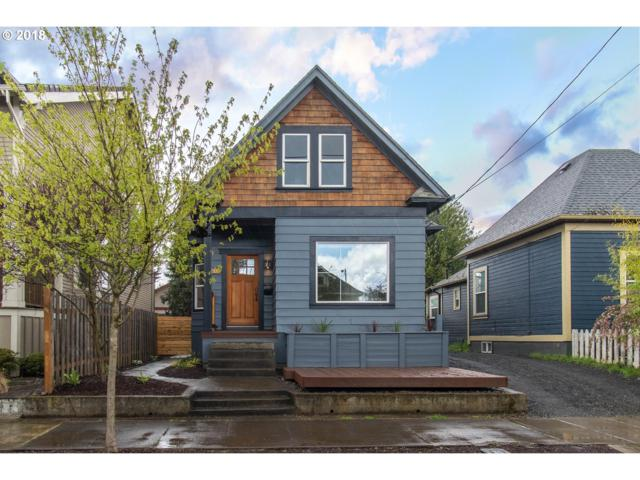 609 NE Webster St, Portland, OR 97211 (MLS #18043573) :: Hatch Homes Group