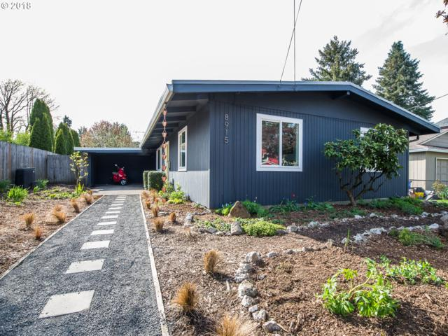 8915 N Hodge Ave, Portland, OR 97203 (MLS #18043722) :: Hatch Homes Group