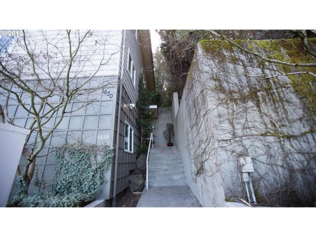 1630 SW Montgomery St G, Portland, OR 97201 (MLS #18043755) :: Integrity Homes Team
