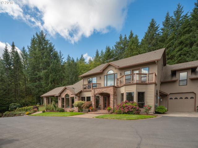 13700 NE 319TH St, Battle Ground, WA 98604 (MLS #18044164) :: The Dale Chumbley Group