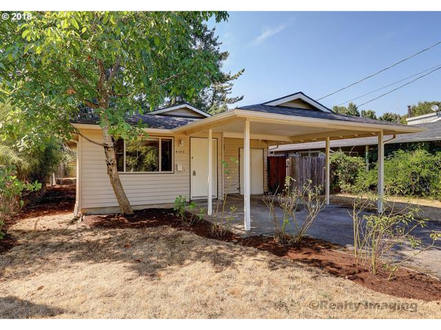 4143 SE 67TH Ave, Portland, OR 97206 (MLS #18044392) :: Hatch Homes Group