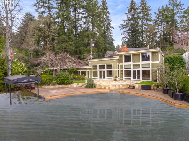 1160 Northshore Rd, Lake Oswego, OR 97034 (MLS #18044671) :: Next Home Realty Connection