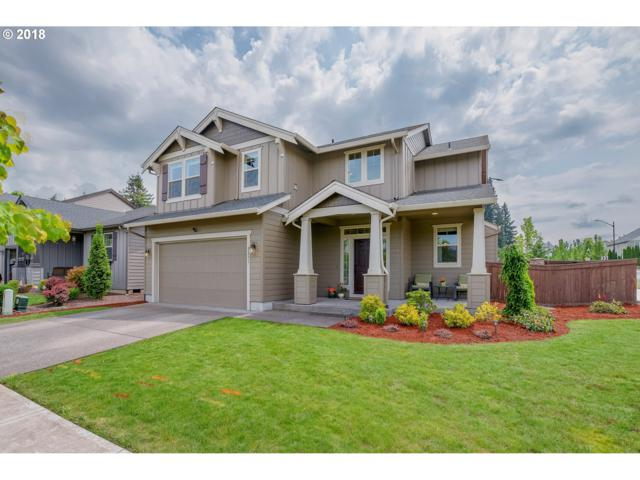 3551 N 1ST St, Ridgefield, WA 98642 (MLS #18044763) :: The Dale Chumbley Group