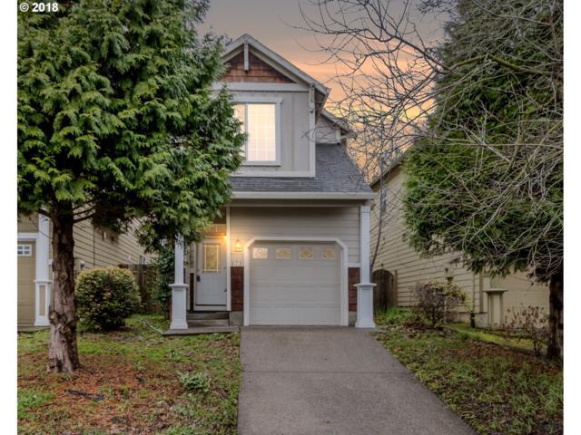 9731 N Adriatic Ave, Portland, OR 97203 (MLS #18045401) :: Matin Real Estate