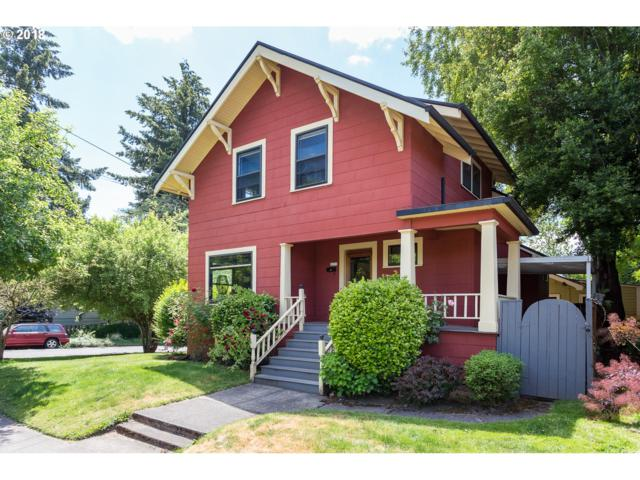 2231 SE 52ND Ave, Portland, OR 97215 (MLS #18045788) :: Portland Lifestyle Team
