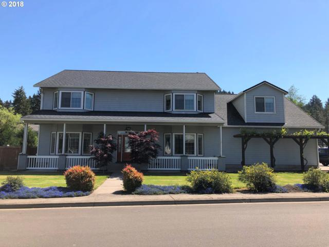 2468 S 8TH St, Cottage Grove, OR 97424 (MLS #18046011) :: Song Real Estate