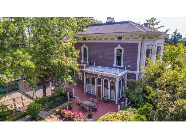 1501 SW Harrison St, Portland, OR 97201 (MLS #18046622) :: Matin Real Estate