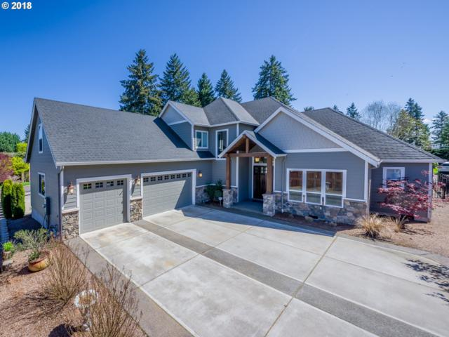 10205 NW 33RD Ct, Vancouver, WA 98685 (MLS #18046856) :: Premiere Property Group LLC