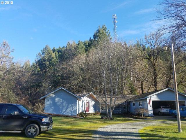 407 Brady Hill Ln, Azalea, OR 97410 (MLS #18047220) :: Townsend Jarvis Group Real Estate