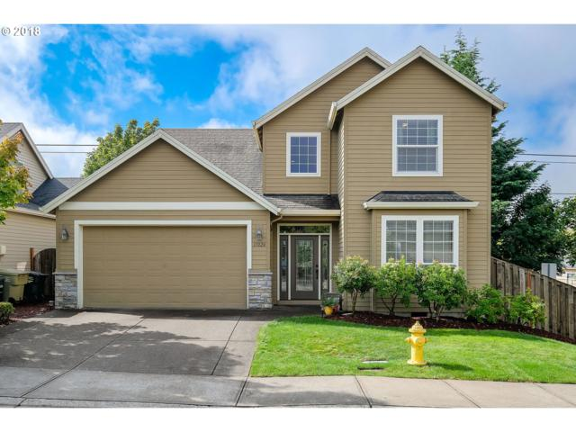 11020 NW Crystal Creek Ln, Portland, OR 97229 (MLS #18047810) :: Next Home Realty Connection