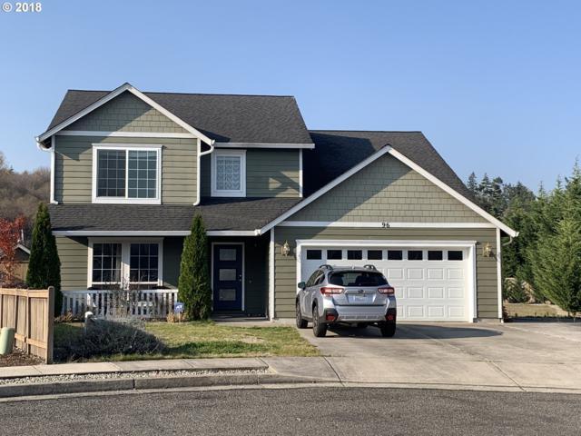 96 Crown Point Rd, Longview, WA 98632 (MLS #18047957) :: Portland Lifestyle Team
