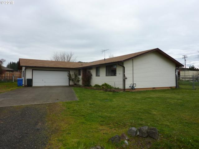 1109 W Dean St, Sutherlin, OR 97479 (MLS #18048278) :: Keller Williams Realty Umpqua Valley