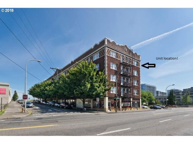 20 NW 16TH Ave #405, Portland, OR 97209 (MLS #18049080) :: McKillion Real Estate Group