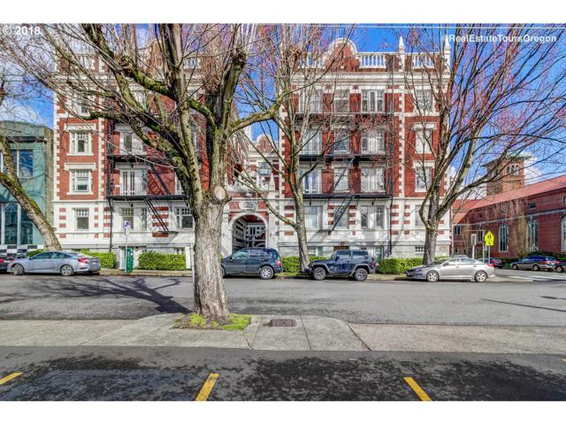 1811 NW Couch St #406, Portland, OR 97209 (MLS #18049317) :: Song Real Estate