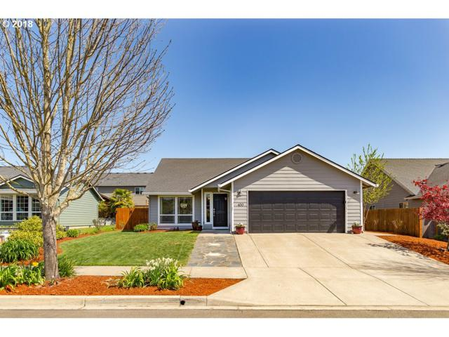 400 SW Valleys Edge St, Mcminnville, OR 97128 (MLS #18049452) :: Song Real Estate