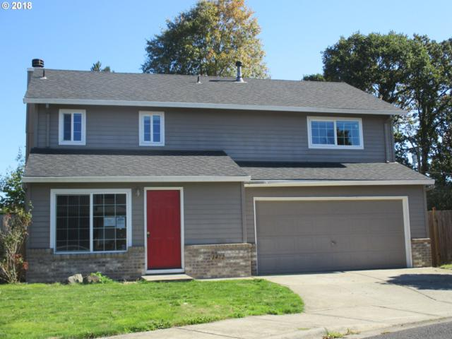 1472 SW Fritz Pl, Aloha, OR 97003 (MLS #18049635) :: Realty Edge