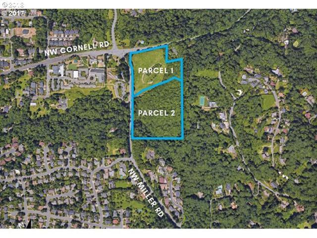 NW Cornell And Miller Rd, Portland, OR 97229 (MLS #18049779) :: Townsend Jarvis Group Real Estate