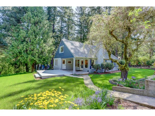 8000 SW 54TH Ave, Portland, OR 97219 (MLS #18049888) :: R&R Properties of Eugene LLC