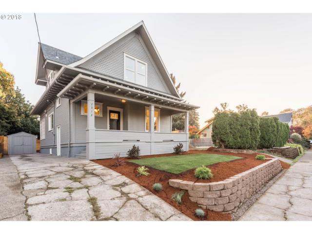 2312 N Humboldt St, Portland, OR 97217 (MLS #18050667) :: Fox Real Estate Group
