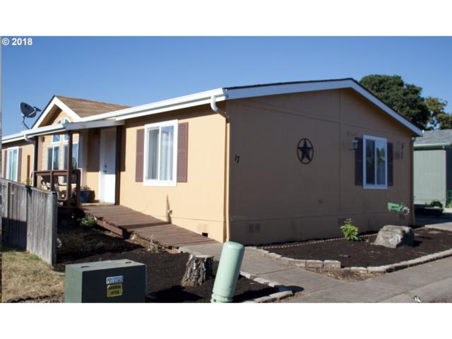 700 N Mill St Space 17, Creswell, OR 97426 (MLS #18051585) :: R&R Properties of Eugene LLC
