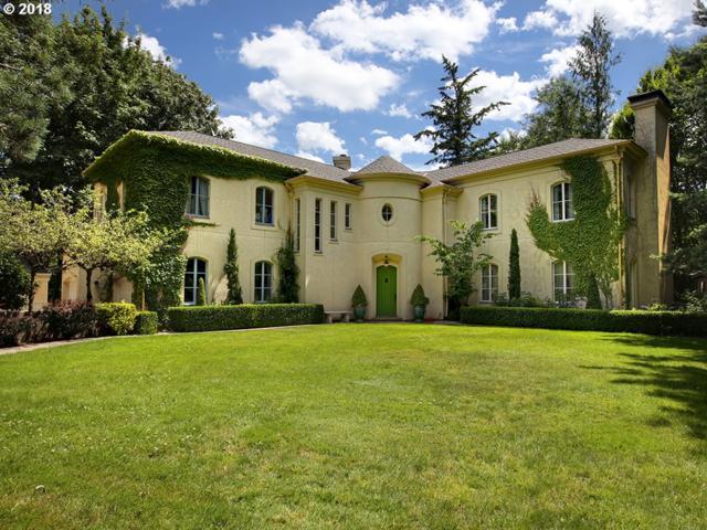 2524 NW Skyline Blvd, Portland, OR 97229 (MLS #18051953) :: McKillion Real Estate Group