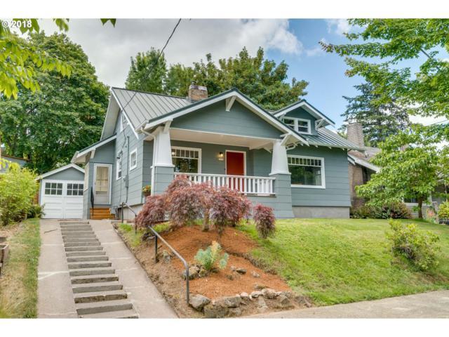 1824 N Willamette Blvd, Portland, OR 97217 (MLS #18052407) :: Harpole Homes Oregon