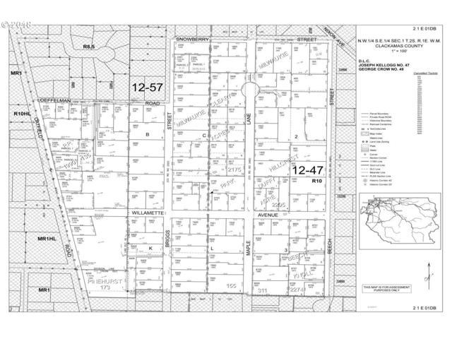 13822 SE Oatfield Rd, Milwaukie, OR 97222 (MLS #18052482) :: Fox Real Estate Group