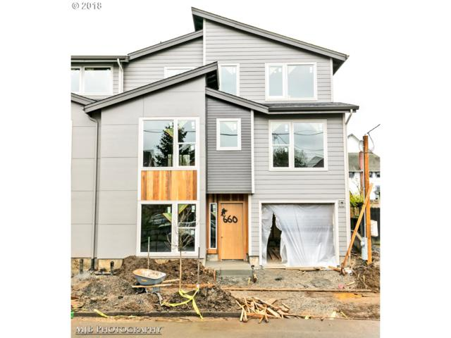 660 NE Webster St, Portland, OR 97211 (MLS #18052547) :: Hatch Homes Group